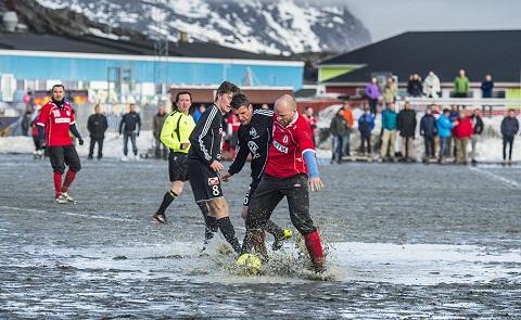 Association football in Greenland